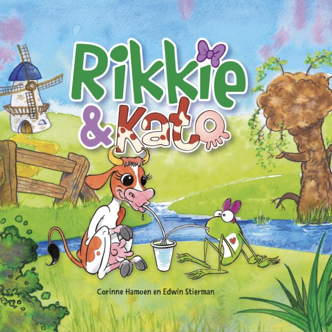 Rikkie en Kato